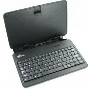 Z8tech Capa 9.7´ com Teclado USB KL-09 Preto  - ONBIT