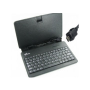 Z8tech Capa 8´ com Teclado Micro USB KL-08 Preto  - ONBIT